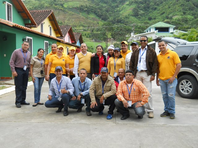"Programa RETHO ""Liderazgo Transformacional y Coaching"" (PDVSA Petrodelta) Caripe"