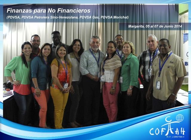 Finanzas para No Financieros (PDVSA Varios) Isla de Margarita