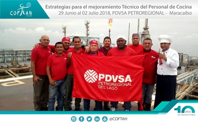 Estrategias para el Mejoramiento Técnico del Personal de Cocina (PDVSA Petroregional) Maracaibo