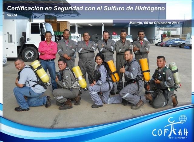 Certificación en Seguridad con el Sulfuro de Hidrógeno (SILCA) Maturín