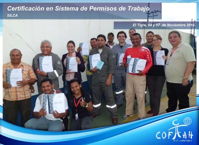 Certificación en Sistema de Permisos de Trabajo (SILCA) El Tigre