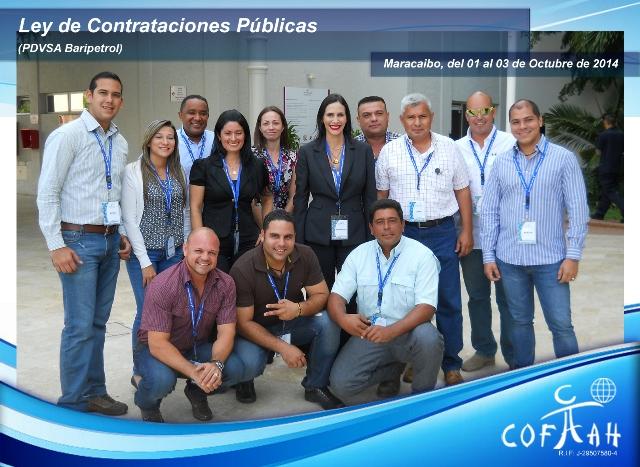 Ley de Contrataciones Püblicas (PDVSA Baripetrol) Maracaibo