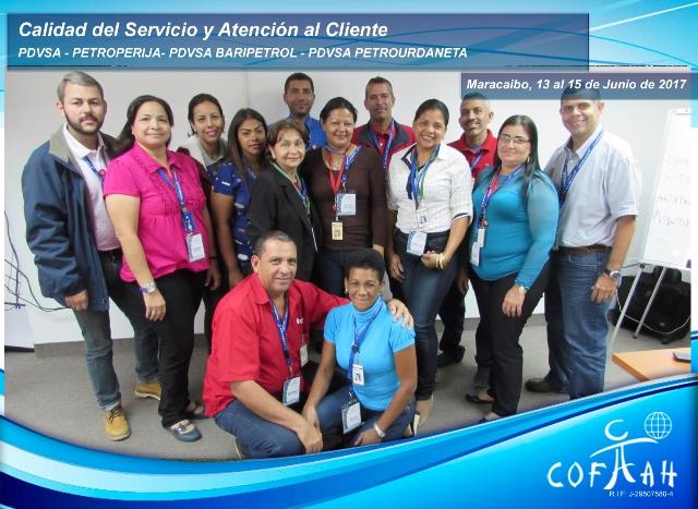 Calidad de Servicio y Atención al Cliente (Empresas Mixtas PDVSA) Maracaibo