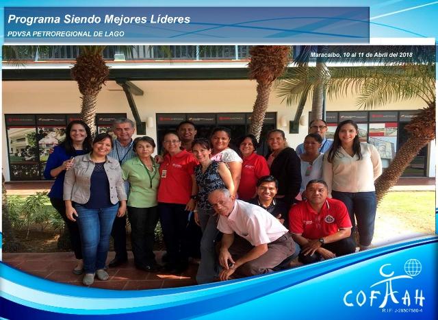 Programa Siendo Mejores Líderes (PDVSA Petroregional) Maracaibo