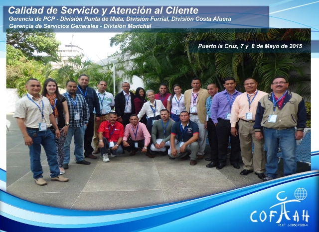 Calidad de Servicio y Atención al Cliente (PDVSA) Puerto La Cruz