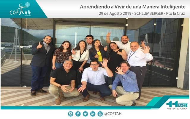 Aprendiendo a Vivir de una Manera Inteligente (SCHLUMBERGER) Puerto La Cruz