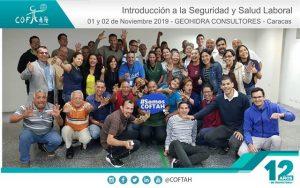 Introducción a la Seguridad y Salud Laboral (GEOHIDRA CONSULTORES) Caracas