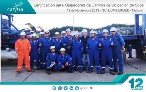 Certificación para Operadores de Camión de Ubicación de Silos (SCHLUMBERGER) Maturín