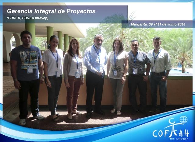 Gerencia Integral de Proyectos (PDVSA) Isla de Margarita