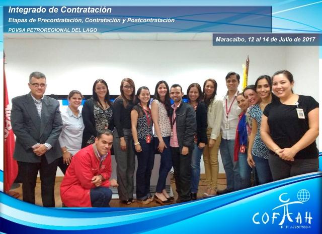 Integrado de Contratacion (PDVSA Petroregional) Maracaibo