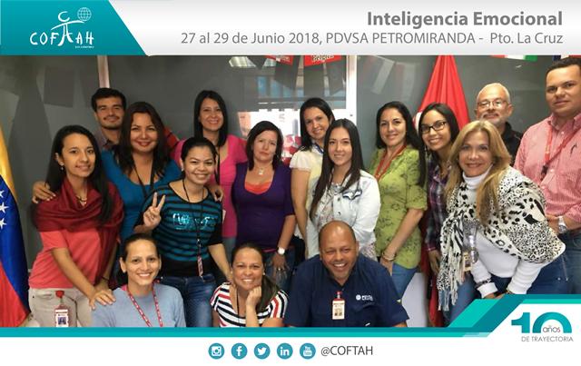 Inteligencia Emocional (PDVSA Petromiranda) Pto. La Cruz