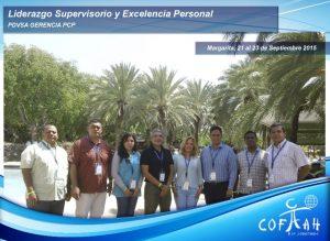 Liderazgo Supervisorio y Excelencia Personal (PDVSA) Isla de Margarita