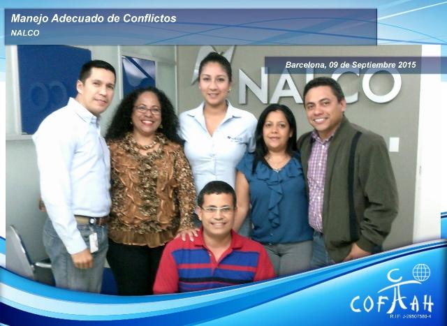 Manejo Adecuado de Conflictos (NALCO) Barcelona