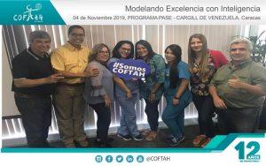 Programa PASE – Modelando Excelencia con Inteligencia (CARGILL DE VENEZUELA) Caracas