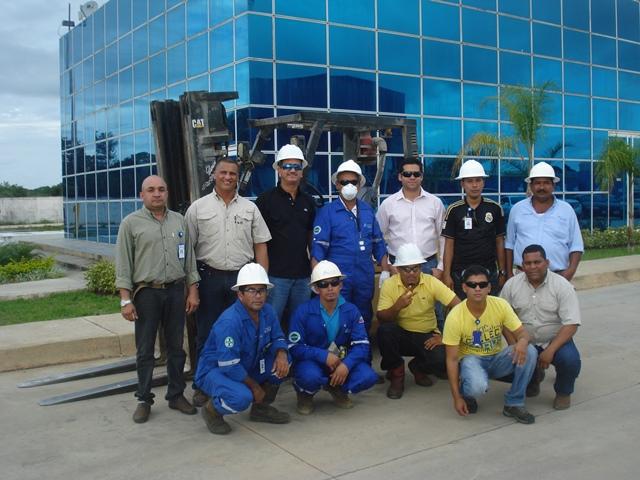 Certificación Operadores de Montacargas (ESVENCA) Maturín