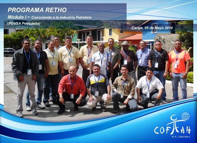 Programa RETHO - Conociendo a la Industria Petrolera (PDVSA Petrodelta) Caripe