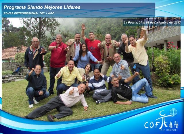 Programa Siendo Mejores Líderes (PDVSA Petroregional) La Puerta
