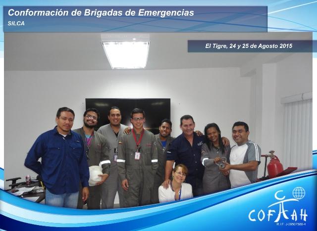 Conformación de Brigadas de Emergencias (SILCA) El Tigre