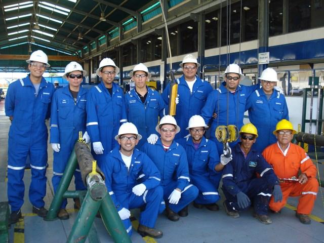 Certificación de Operadores de Grúas Puentes (SCHLUMBERGER) Anaco