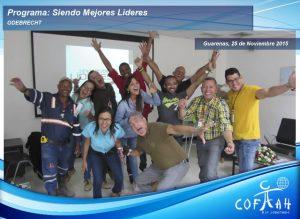 Programa: Siendo Mejores Líderes (ODEBRECHT) Guarenas