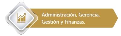 Administracion, Gerencia. Gestion y Finanzas