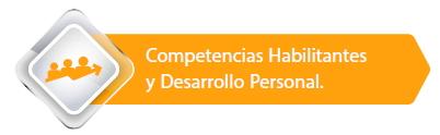 Competencias Habilitantes y desarrollo personal