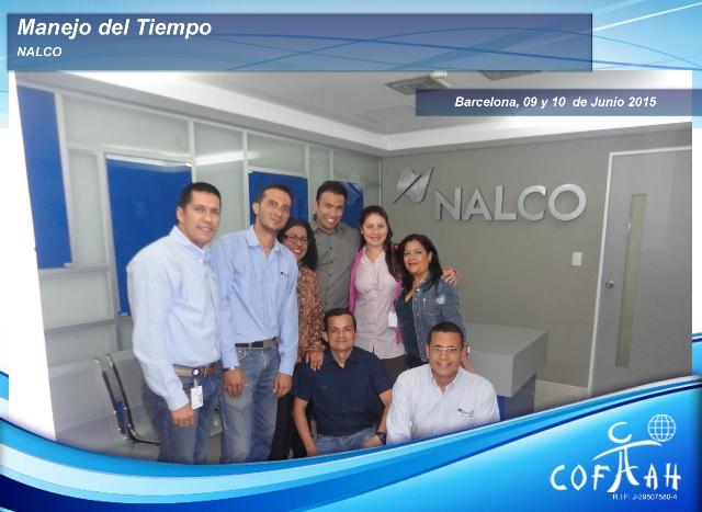 Manejo del Tiempo (NALCO) Puerto La Cruz
