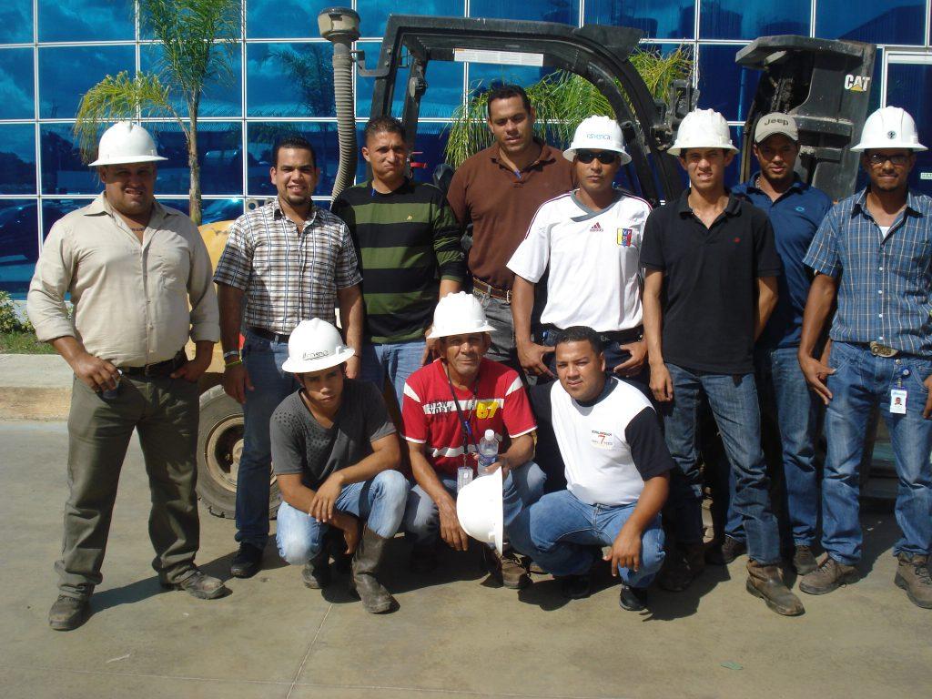 Certificación Operadores de Montacargas (ESVENCA) Maturin