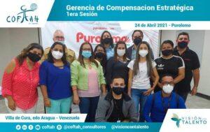 Gerencia de Compensación Estrátegica (PUROLOMO)