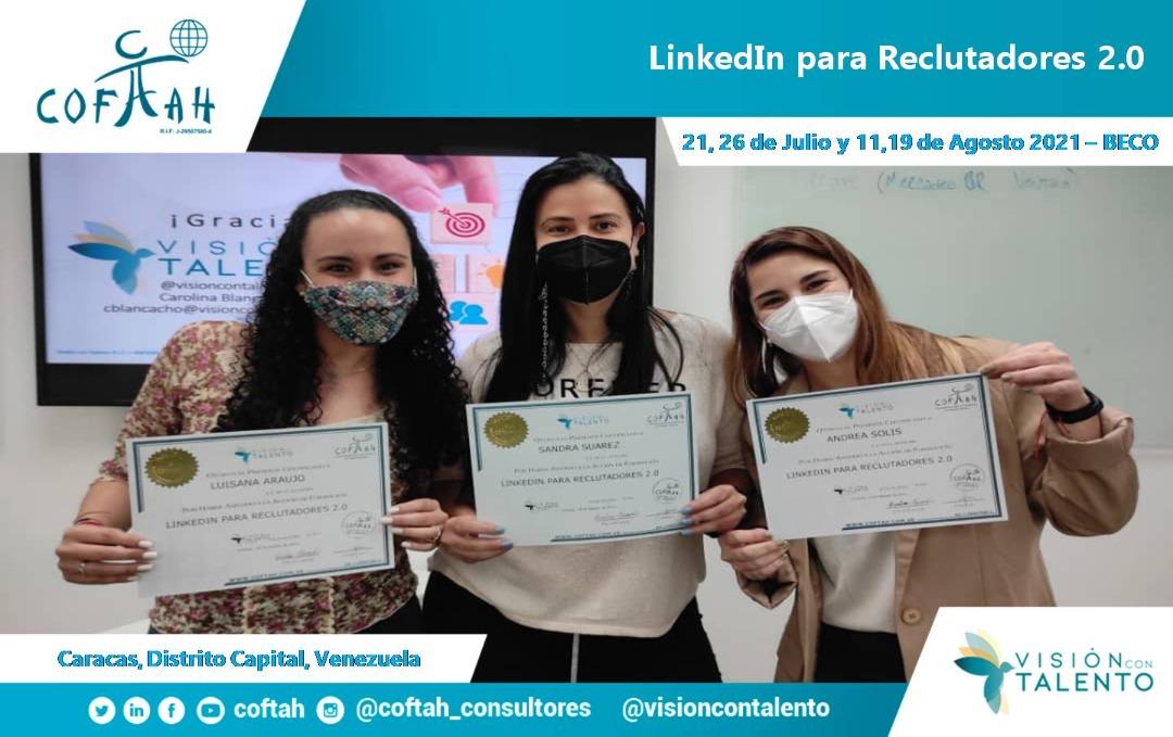 LinkedIn para Reclutadores 2.0 (BECO) Caracas